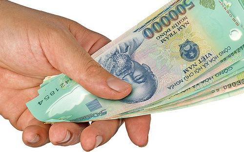 Tăng lương tối thiểu vùng lên 3,5 triệu/tháng từ 2016