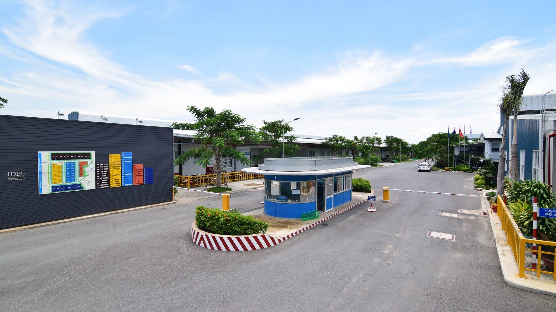 Khu nhà xưởng dịch vụ Kizuna