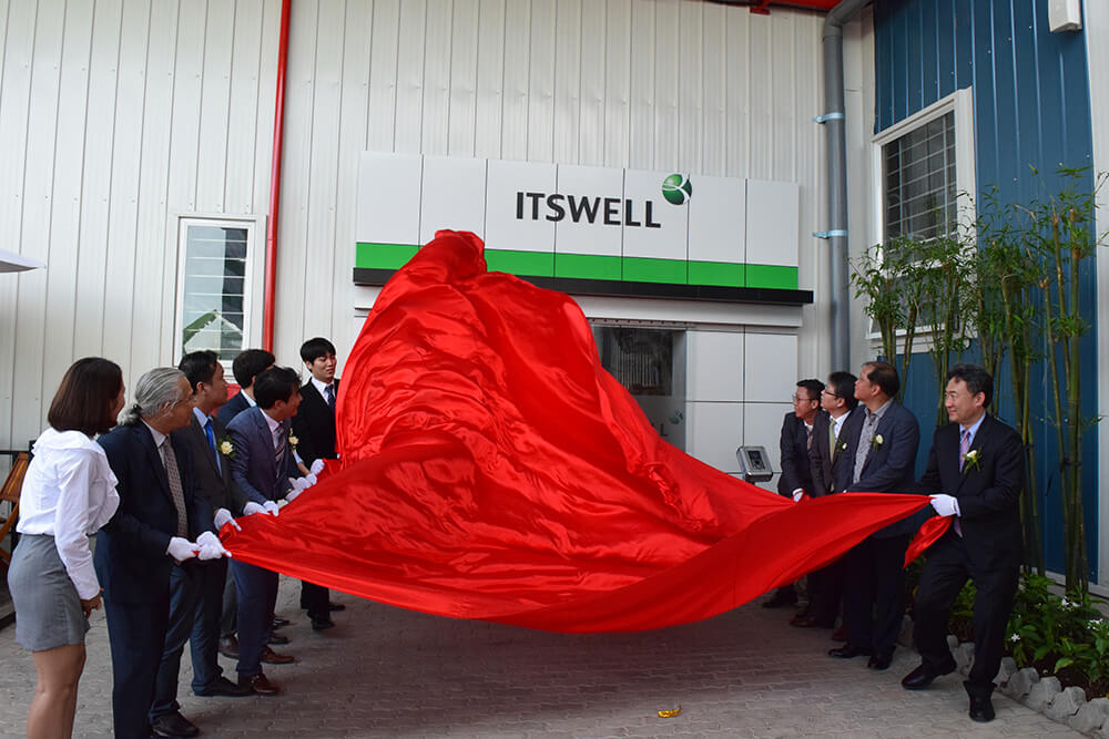 ITSWELL VINA opening ceremony