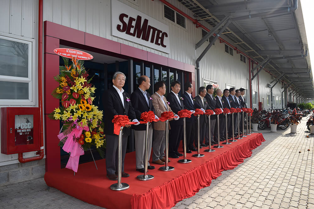 Semitec Electronics Vietnam Co., Ltd is a subsidiary of Semitec Corporation which has head office in Japan