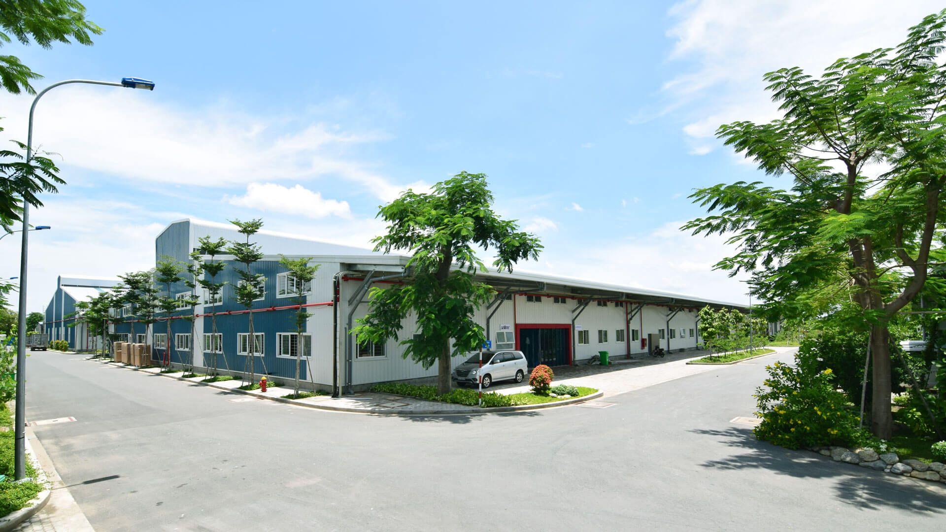 Nhà xưởng xây sẵn Kizuna 2