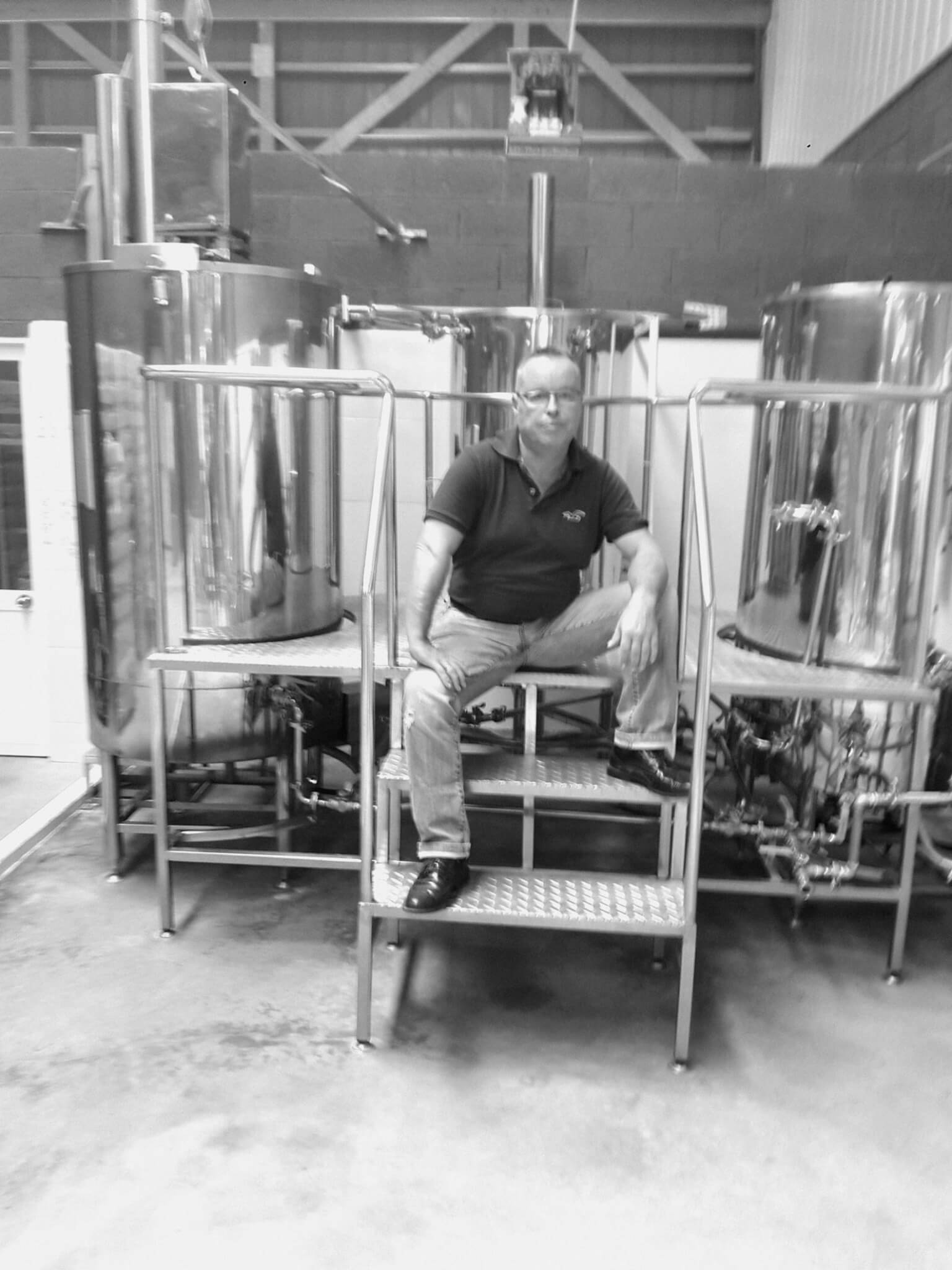 Mr. Stephane - Founder of Alkemia Brewery