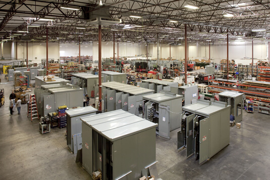 electrical equipment manufacturers