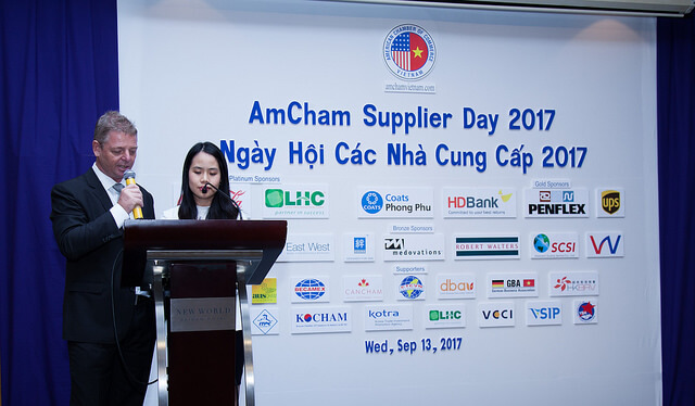 amcham supplier day