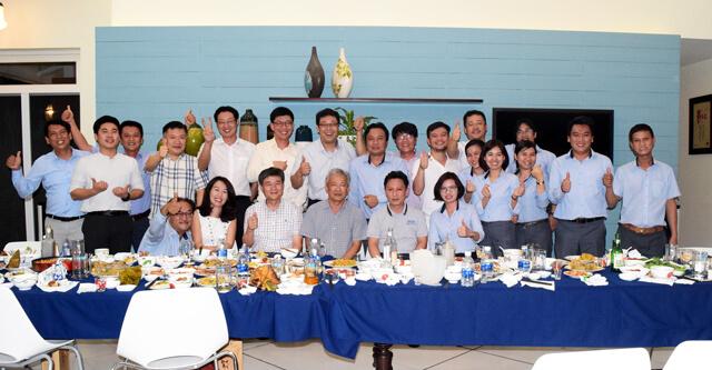 korean-investors-experience-Tet-in-Kizuna
