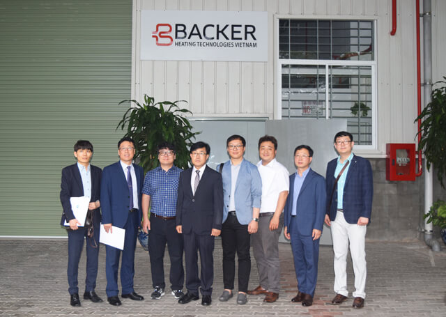 Korean-group-visited-Backer-Heating